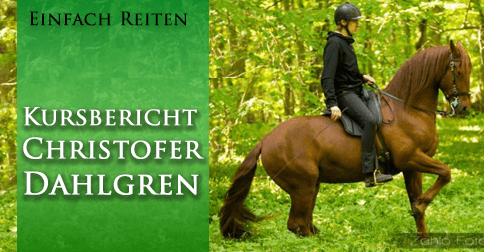Kursbericht Christofer Dahlgen