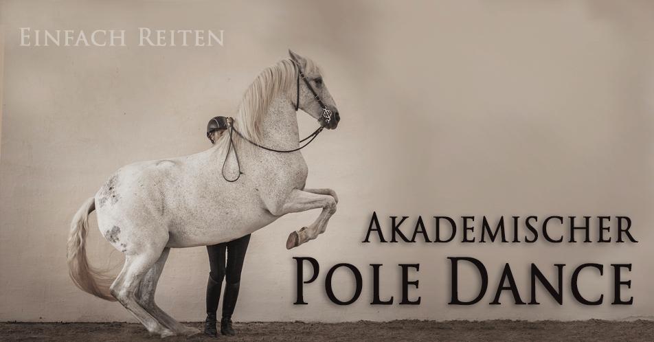 Akademischer Pole Dance