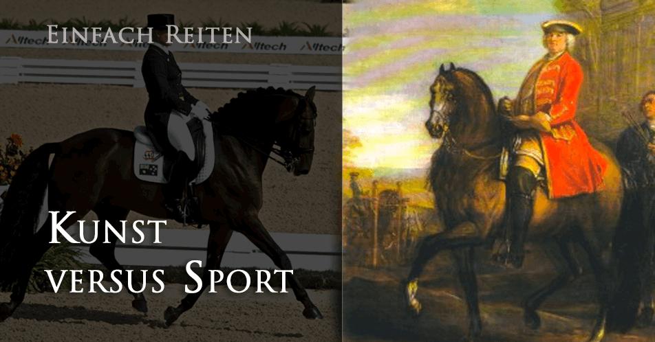Kunst versus Sport?